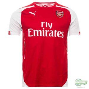 Arsenal hjemmebanetroje 14-15