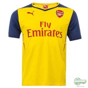 Arsenal udebanetroje 14-15