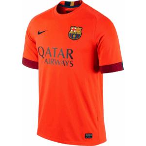 FC Barcelona udebanetrøje 2014-15
