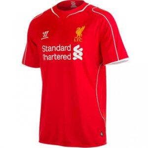 Liverpool hjemmebanetrøje 2014/15