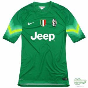 Juventus målmandstrøje 2014/2015