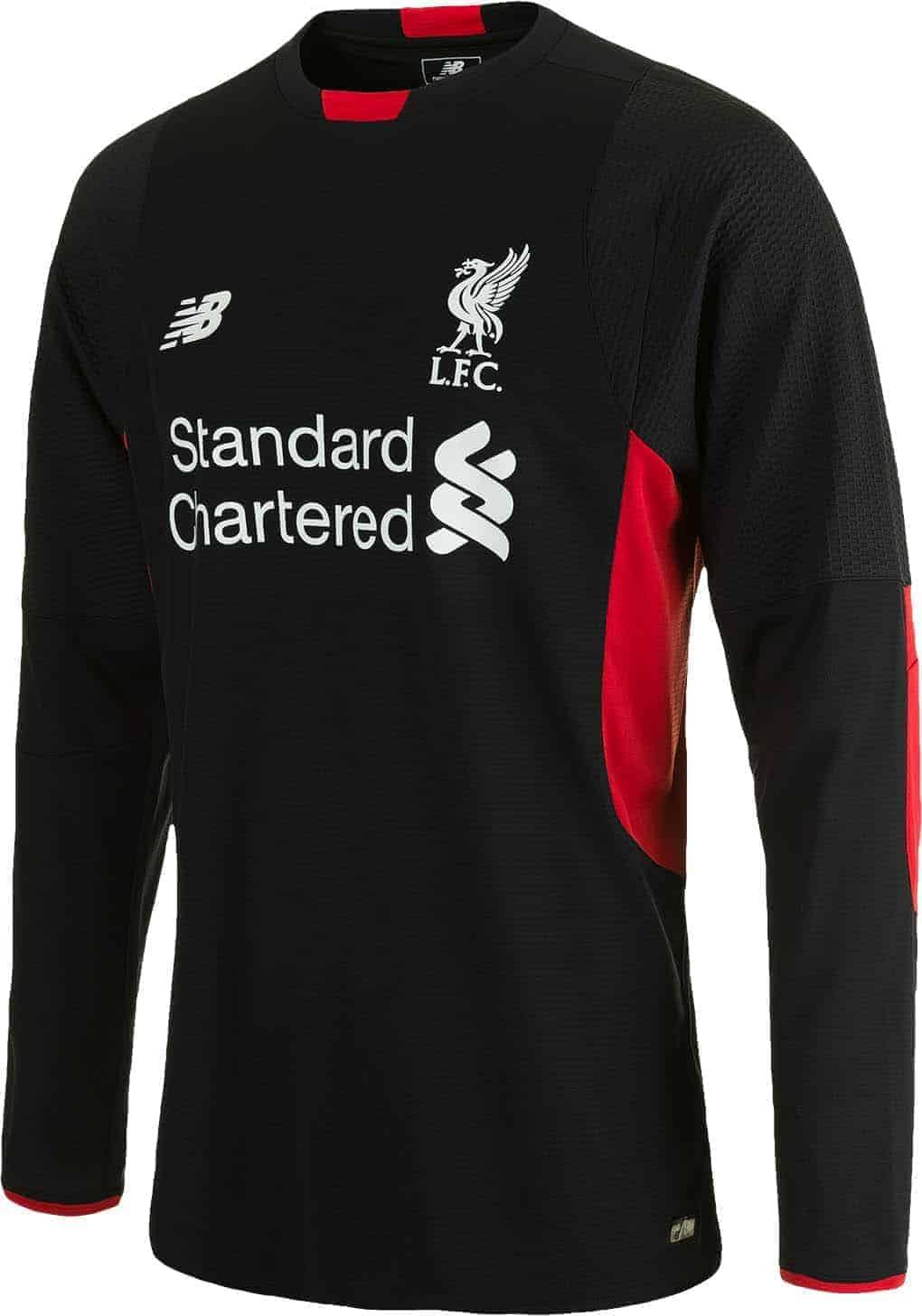 Liverpool målmandstrøje 2015-16