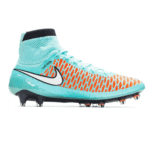 Nike Magista Obra Turkis Orange Hvid