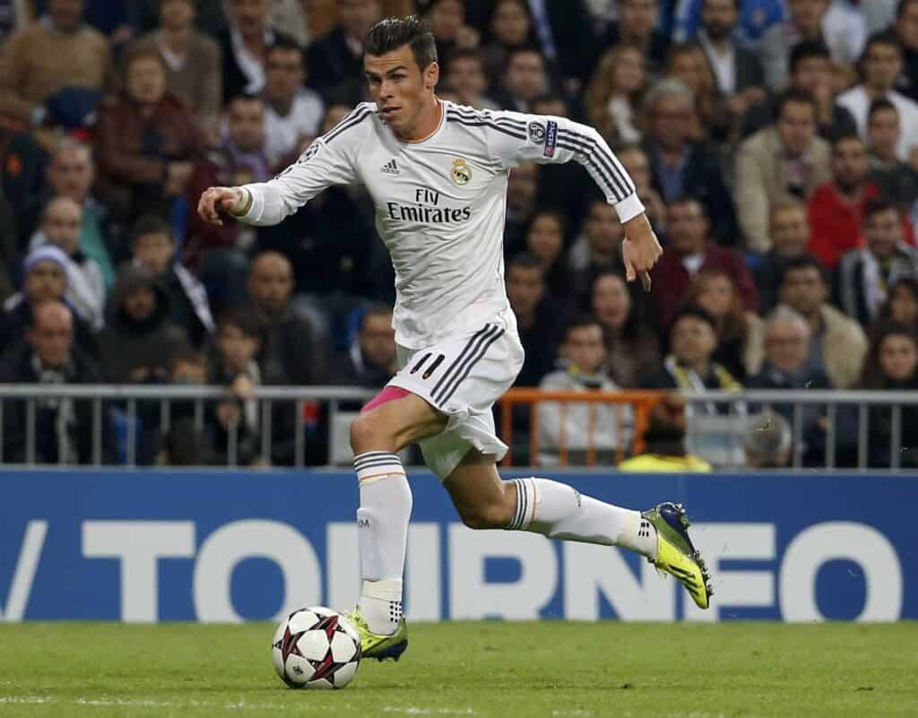 Gareth Bale bruger Trusox