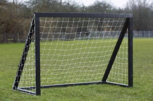 Football goal for the garden in wood from Homegoal